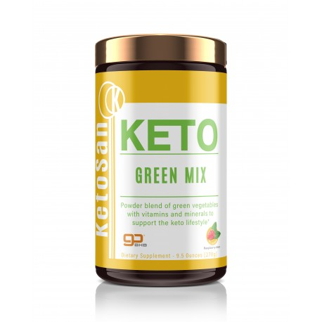 KetoSan KETO + Green Mix