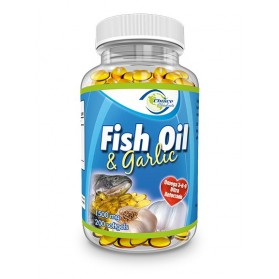 Fish & Garlic Oil- 200 softgels