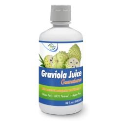 Premium Guanabana Graviola Juice -32 fl oz